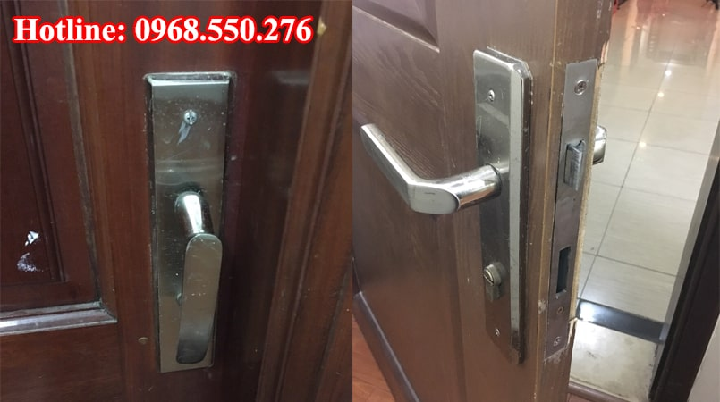 Thợ mở khóa tại nhà