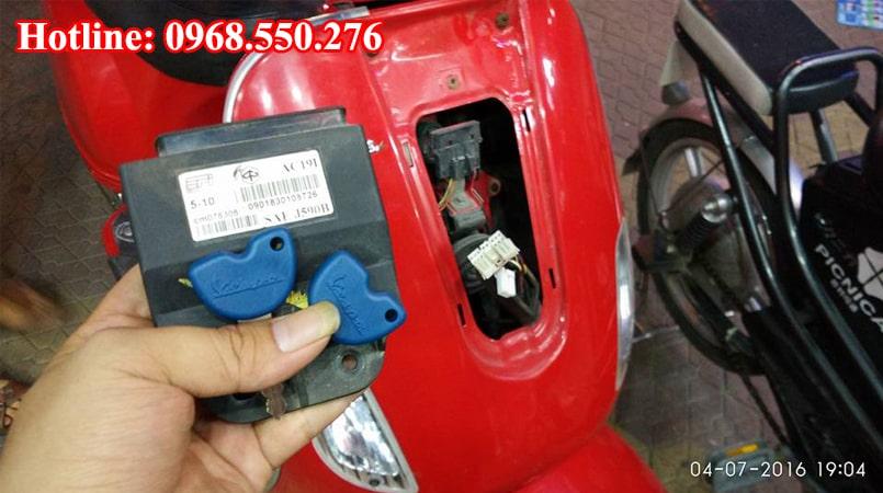 Thợ sửa khóa xe máy tại nhà