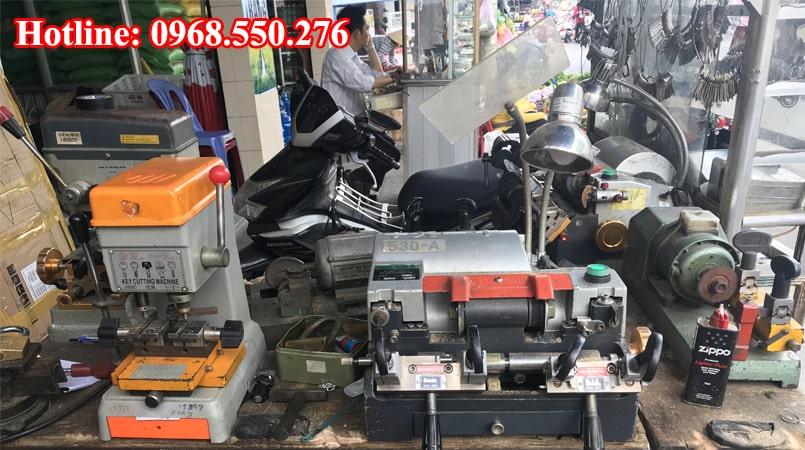 Cửa hàng sửa khóa tại Nam Định
