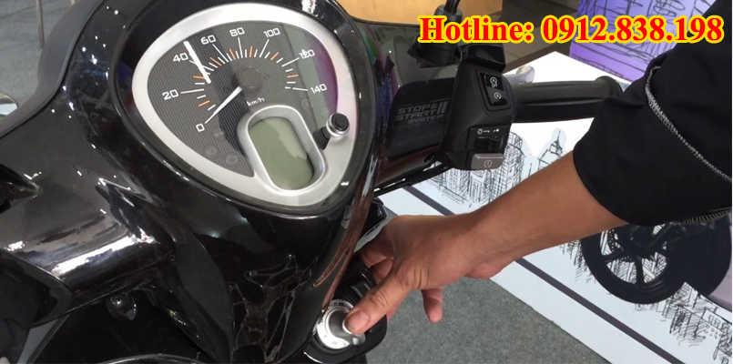 Thợ sửa khóa xe máy Yamaha