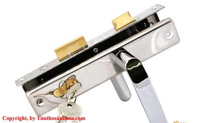 Chìa nào cũng mở được ổ khóa
