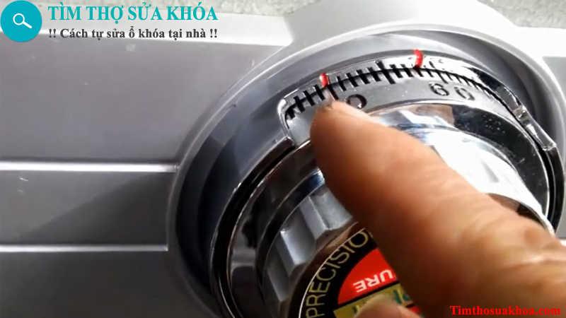 Hướng dẫn đổi mã số két sắt