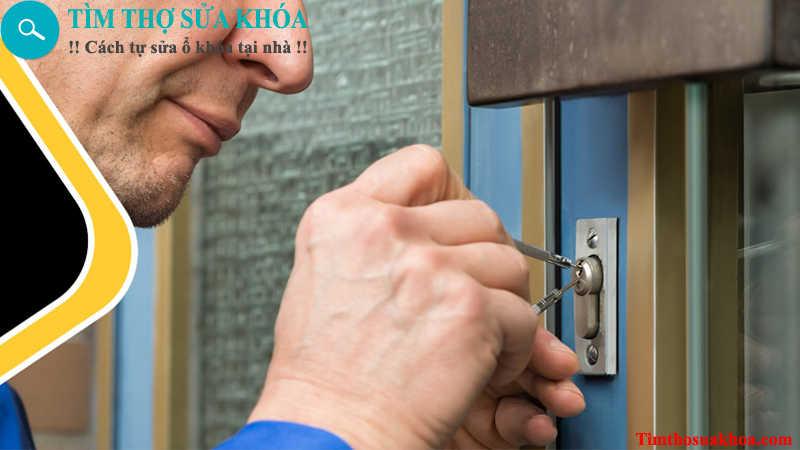 Thợ sửa khóa cửa tại Biên Hòa