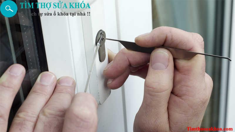 Thợ sửa khóa cửa tại Đà Lạt