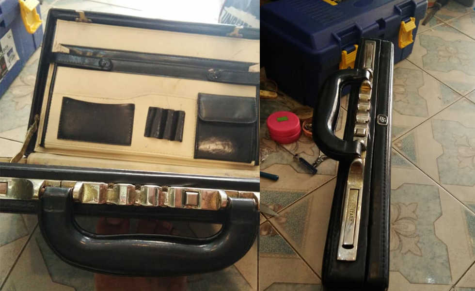 Thợ sửa khóa vali cặp số tại nhà
