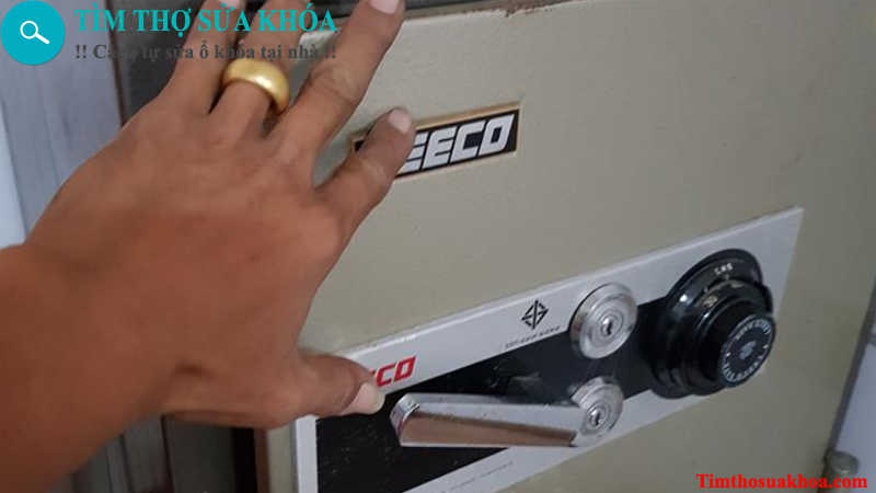 sửa khóa két sắt tại Hải Phòng