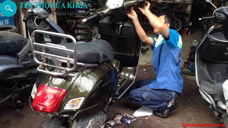 Thợ sửa khóa xe máy tại Phú Mỹ