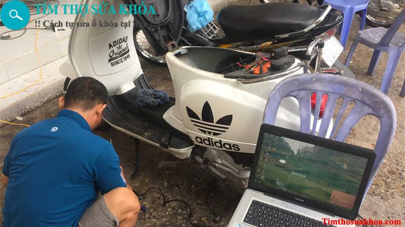 Thợ sửa khóa xe máy tại Đà Nẵng