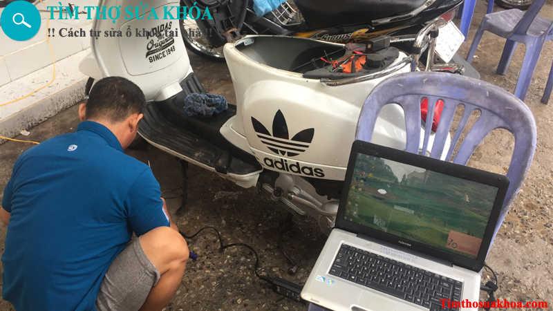 Thợ sửa khóa xe máy tại Nha trang