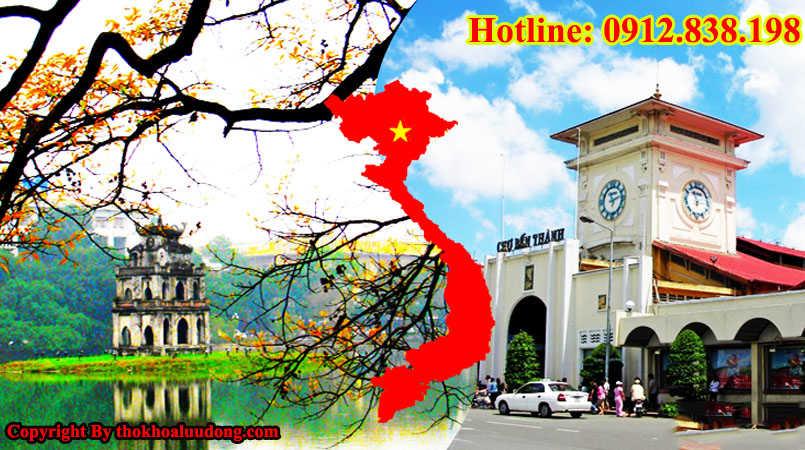 Thợ sửa khóa cửa tại nhà Hà Nội và TPHCM