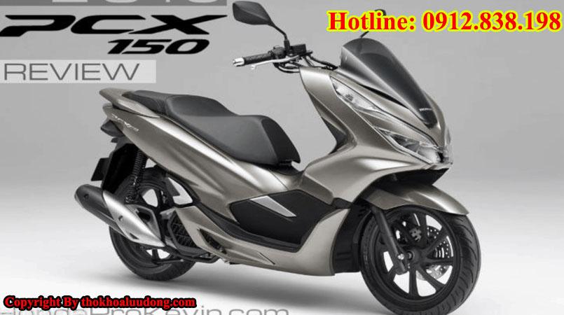 Thay mới, độ ổ khóa Smartkey cho xe máy Honda PCX