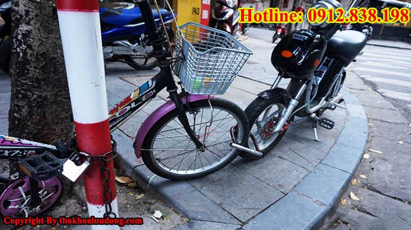 Chúng tôi nhận sửa khóa, mở khóa xe đạp điện mọi lúc, mọi nơi