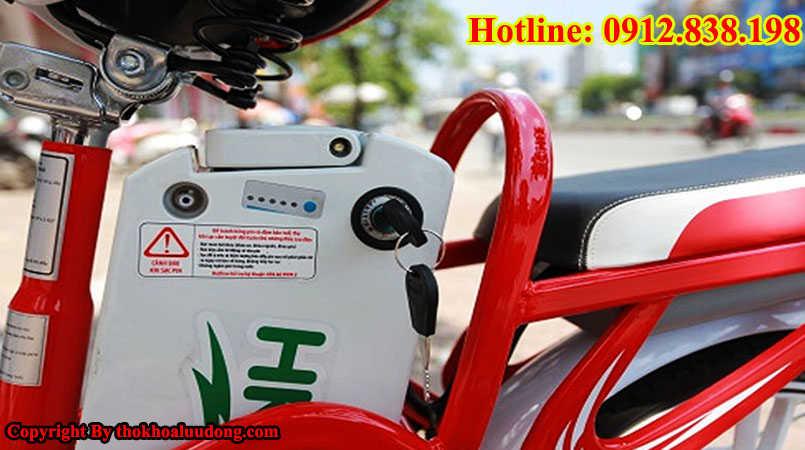 Thay ổ khóa xe đạp điện của tất cả các hãng