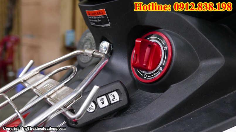 Giá thay ổ khóa xe máy tại Hà Nội và TPHCM