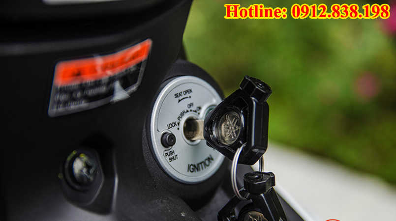Thay ổ khóa xe máy hết bao nhiêu tiền ?