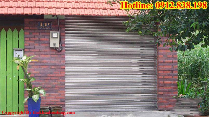 Sửa khóa cửa cuốn Smartdoor