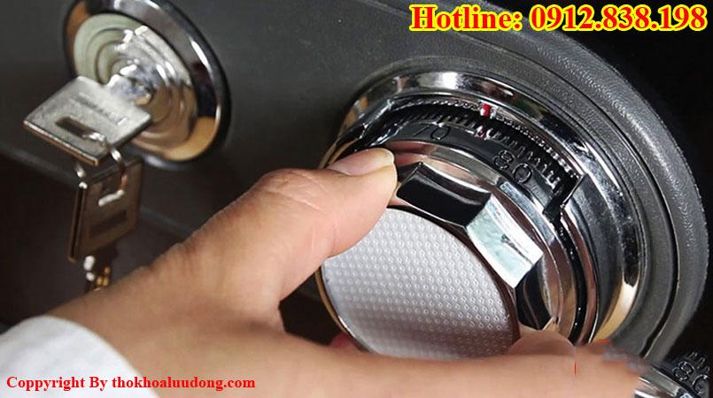 Địa chỉ sửa khóa két sắt uy tín tại Hà Nội và TPHCM