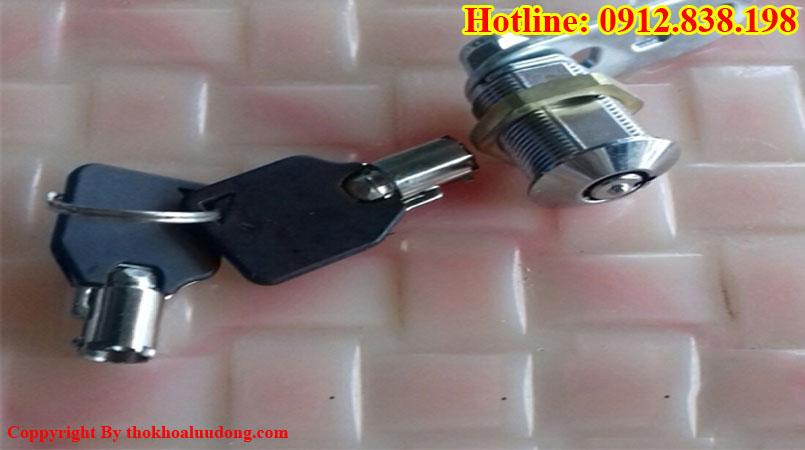 Bán ổ khóa két sắt dạng chìa ống