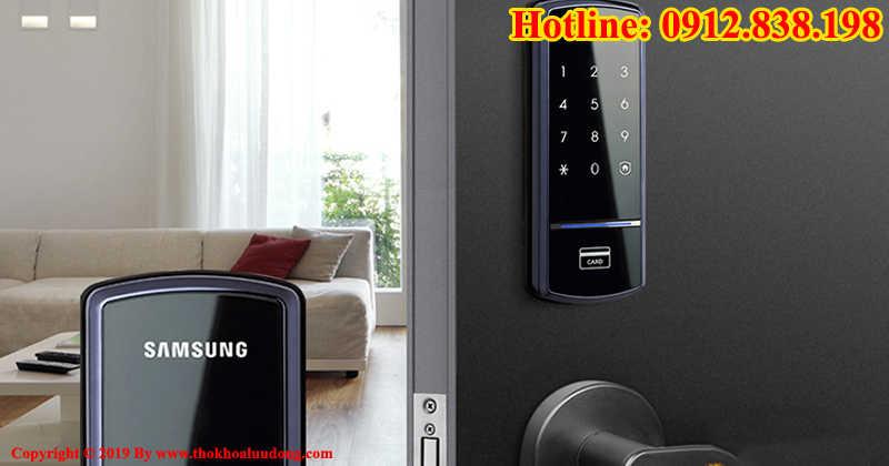 Đổi mã khóa điện tử tại nhà Hà Nội và TPHCM