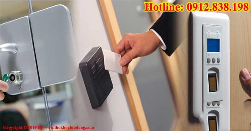 Sửa chữa khóa điện tử tại nhà Hà Nội và TPHCM