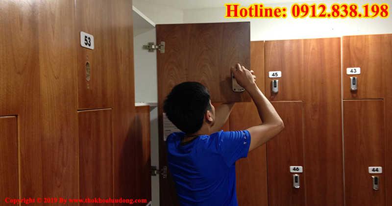 Thợ sửa khóa tủ văn phòng chuyên nghiệp